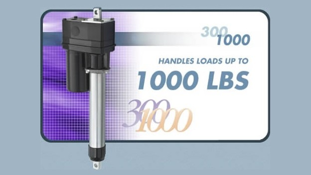 Compac Series Linear Actuator
