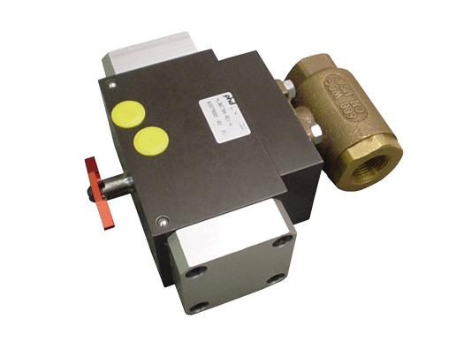 Ball Valve Rotary Actuator