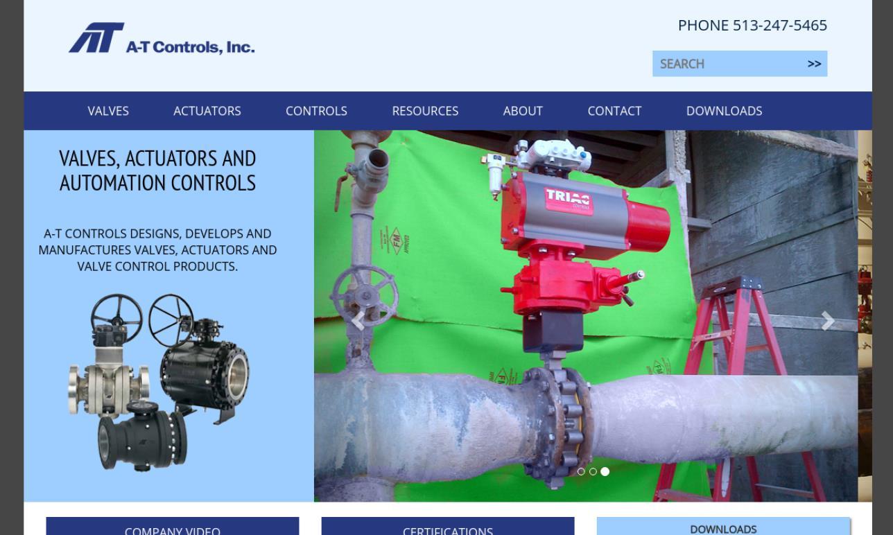 A-T Controls, Inc.