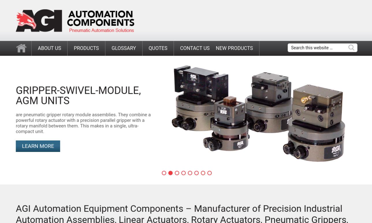 AGI Automation Components