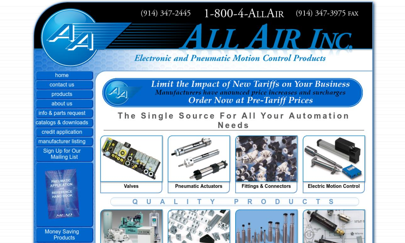 All Air, Inc.