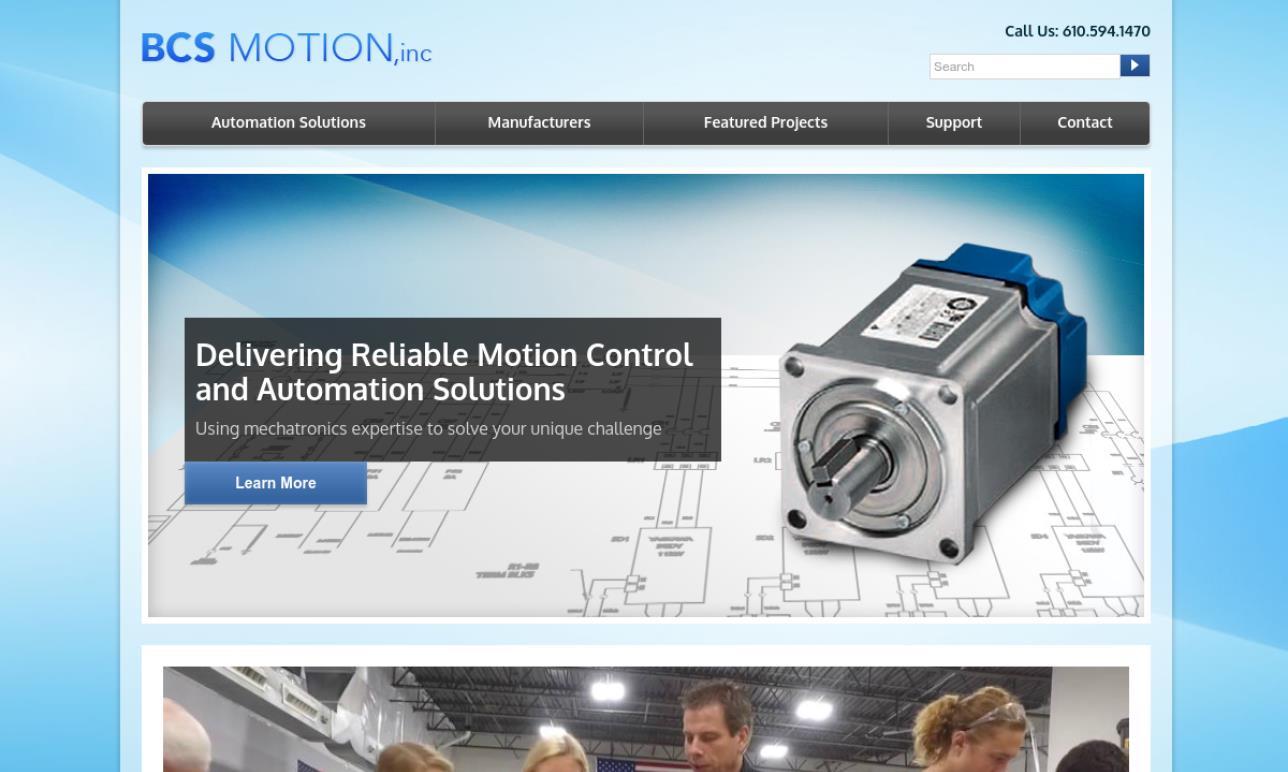BCS Motion, Inc.