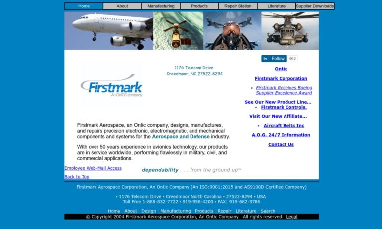 Firstmark Aerospace Corporation
