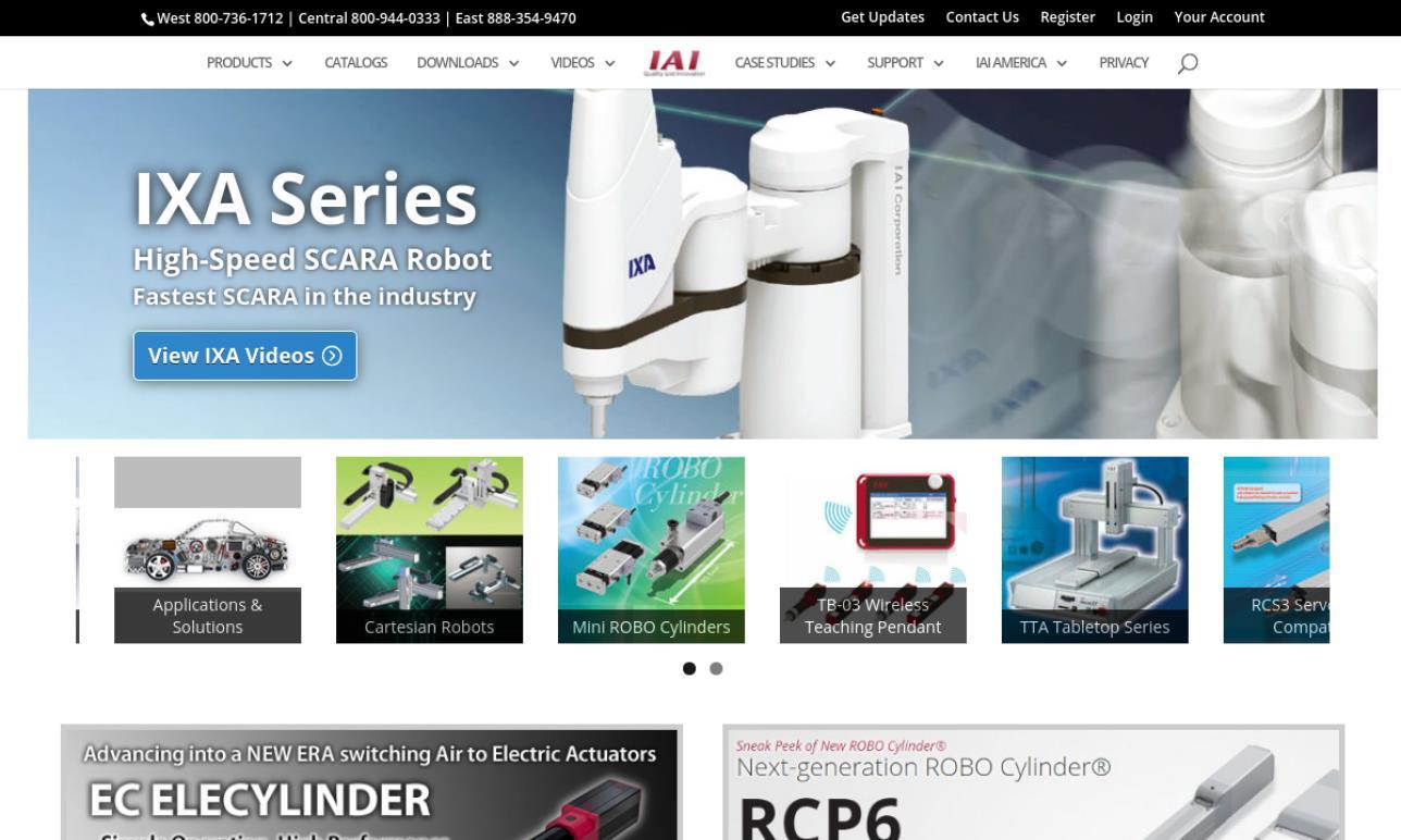 IAI America, Inc.