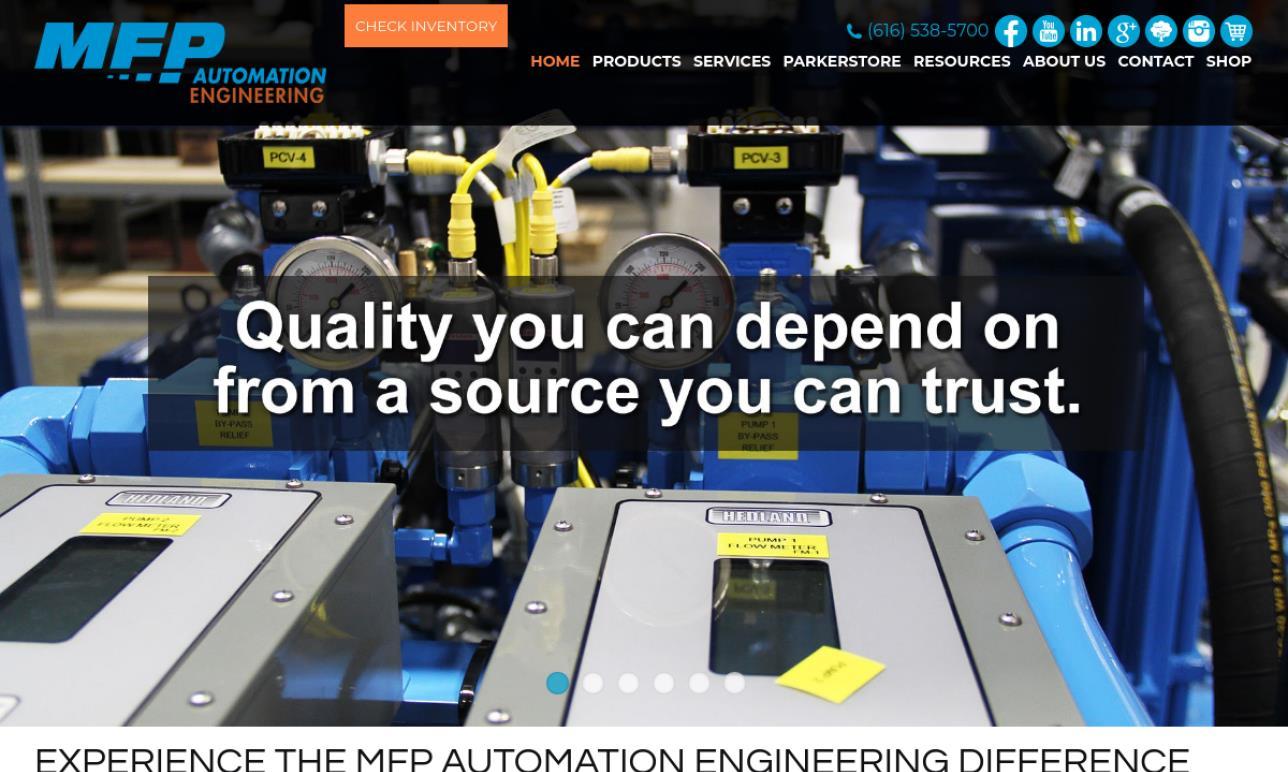 MFP Automation Engineering