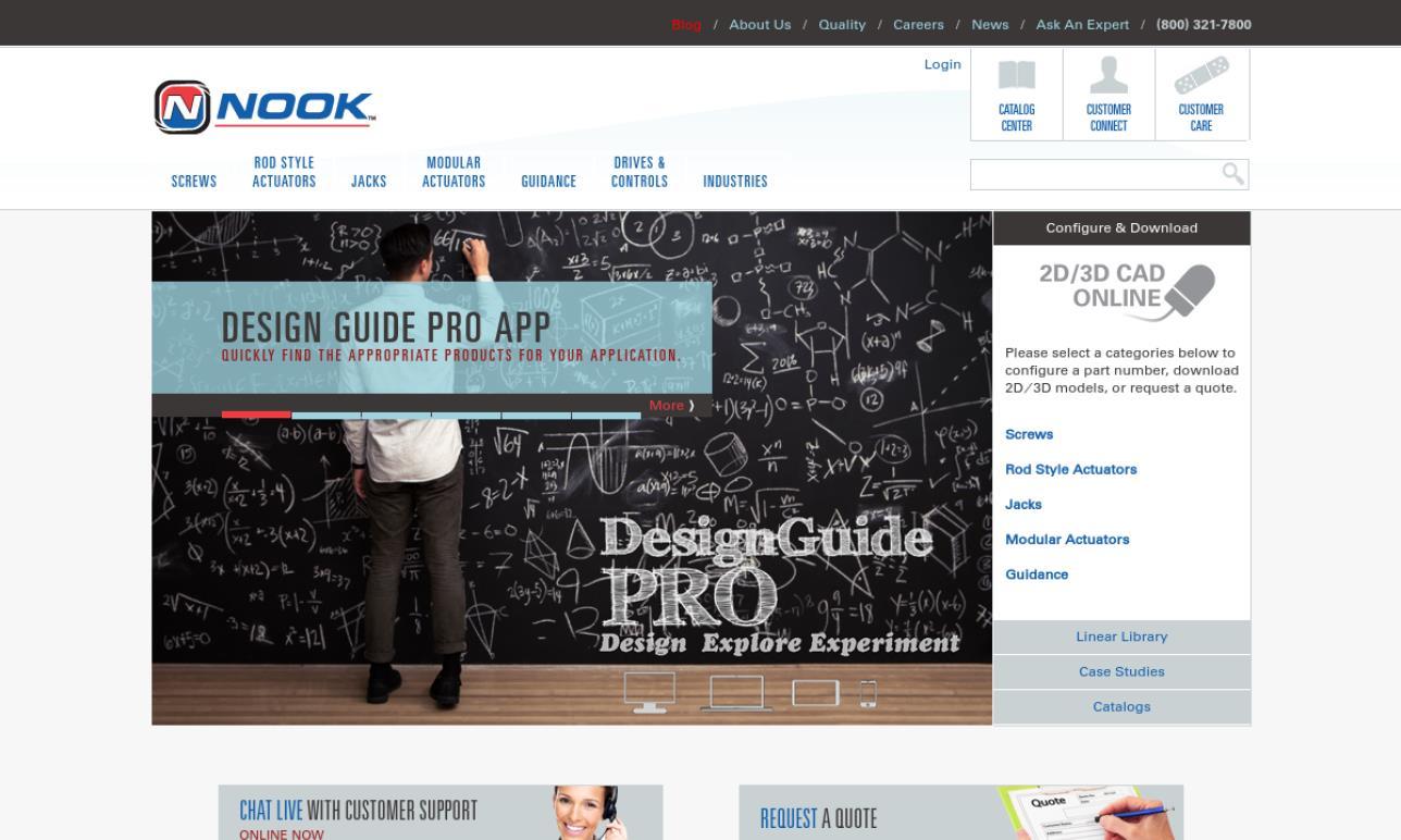 Nook Industries, Inc.