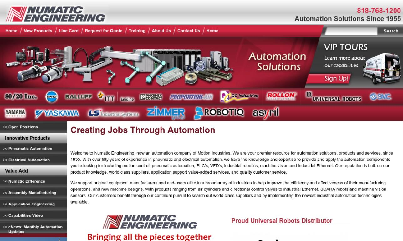 Numatic Engineering