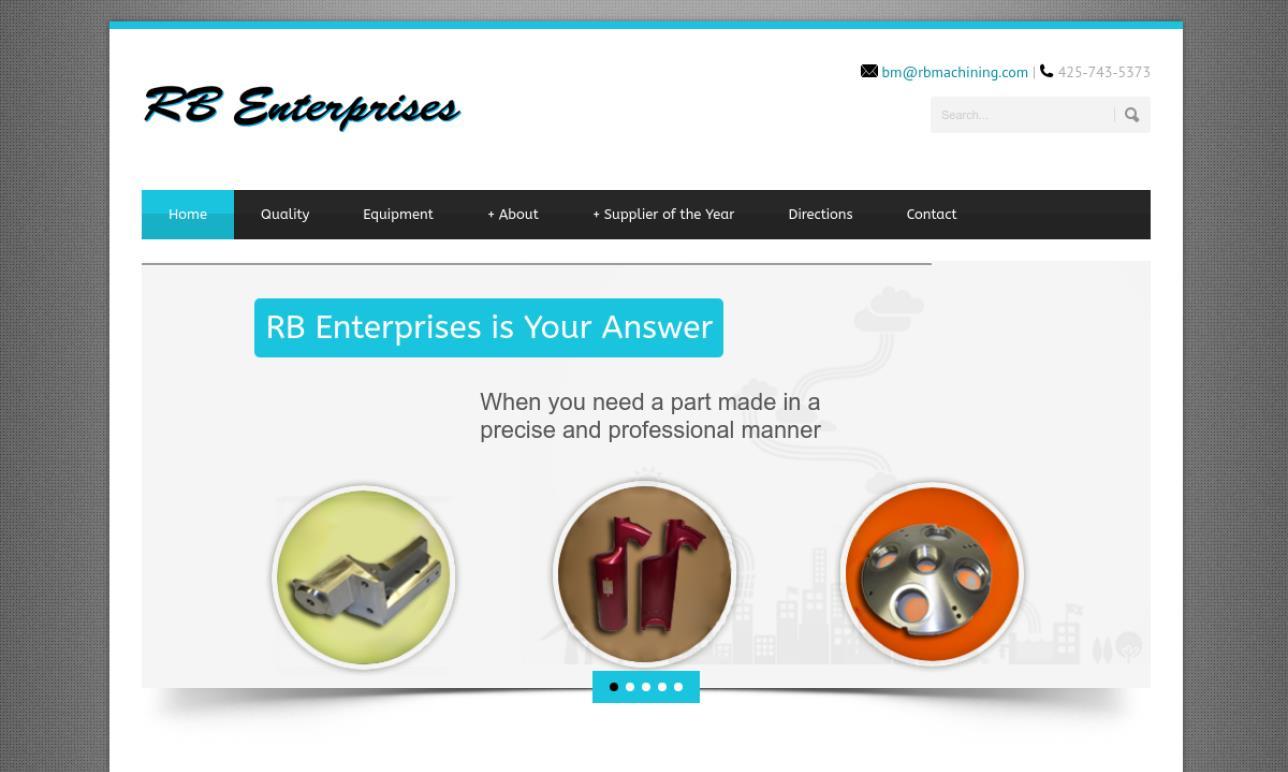R.B. Enterprises