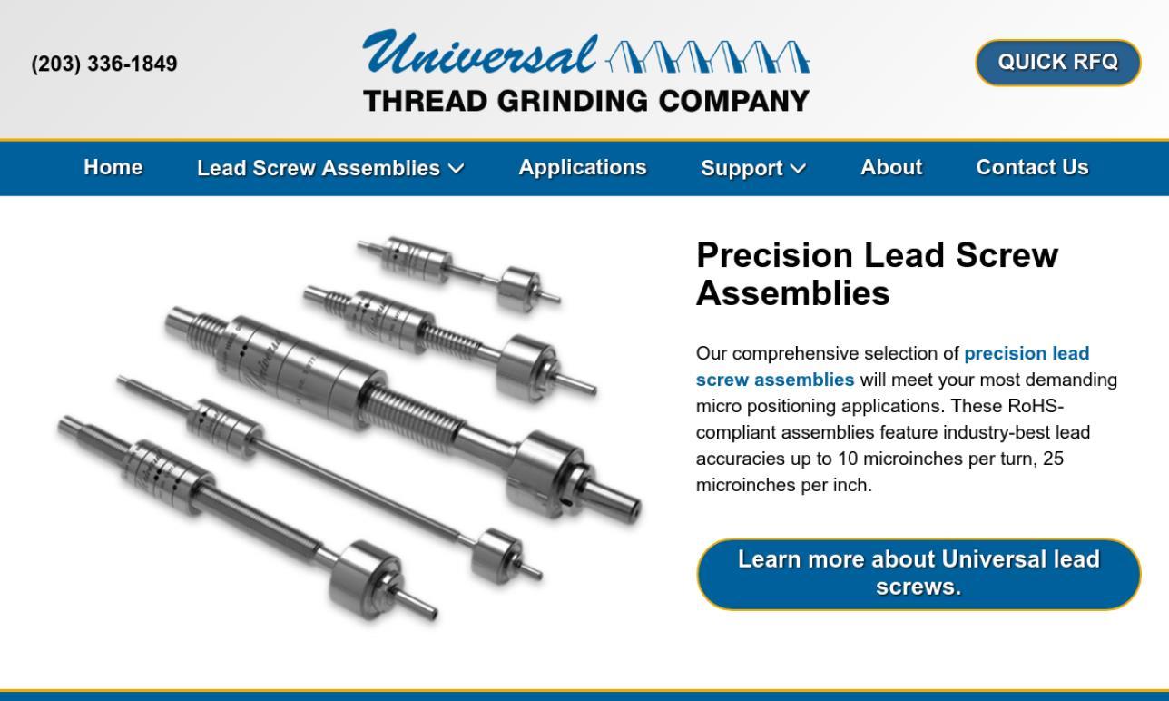 Universal Thread Grinding Company