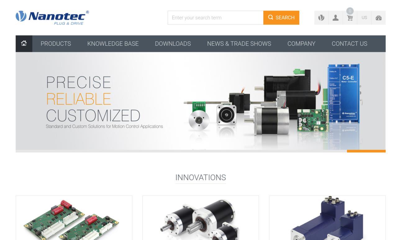 Nanotec Electronic U.S., Inc.
