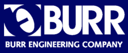 Burr Engineering & Development Company Logo